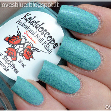 Kaleidoscope by El Corazon 08 Call Of A Bluebell Swatch by MiseryLovesBlue