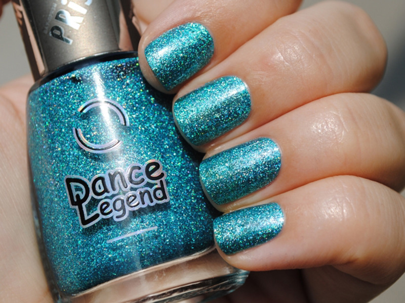 Dance Legend Holy Diver Swatch by nihrida