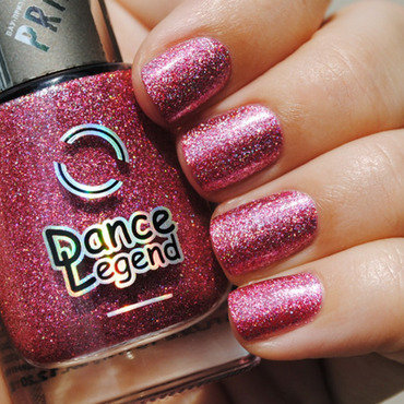Dance Legend Last Serenade Swatch by nihrida