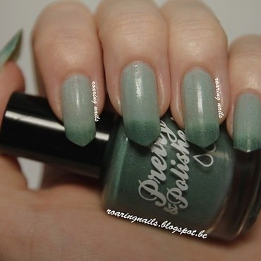 Pretty & Polished Tomboyish Swatch by Robin