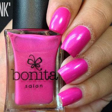 bonita #Pink Swatch by Celine Peña