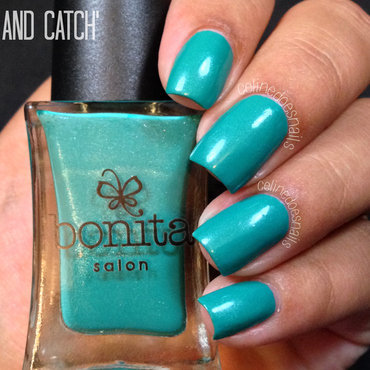 bonita Fall and Catch Swatch by Celine Peña