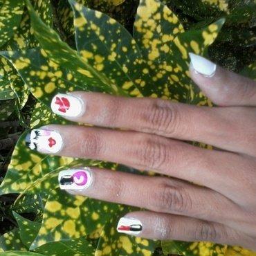 beauty at its best nail art by reena  dsa