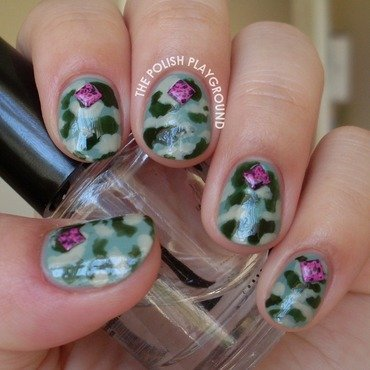 Army 20camouflage 20with 20square 20splatter 20studs 20nail 20art thumb370f