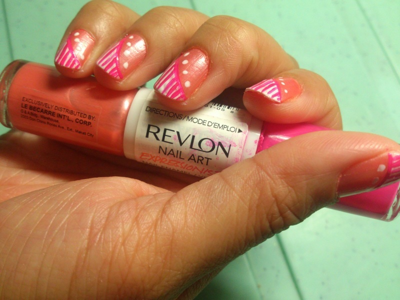 Sweet Candy Nails nail art by ImJanine0812