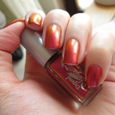 Depend Chameleon 2088 Hot Lava Swatch by Ivona S