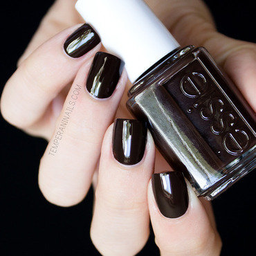 Essie Partner In Crime Swatch by Temperani Nails