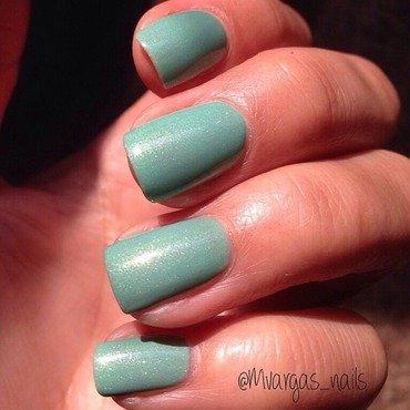Sinfulcolors Mint apple Swatch by Massiel Pena