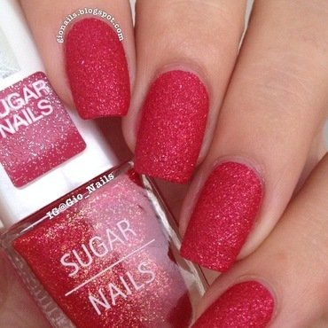 Isadora Love Crush Swatch by Giovanna - GioNails