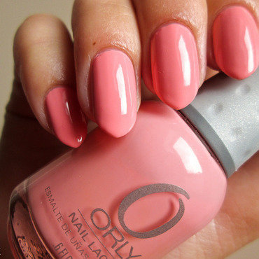 Orly Cotton Candy Swatch by Yenotek