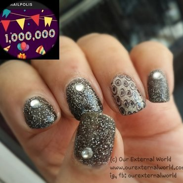 Nailpolish party nails ourexternalworld thumb370f