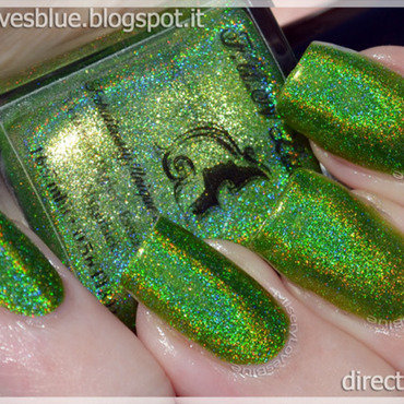 F.U.N Lacquer Mowed Meadow Swatch by MiseryLovesBlue