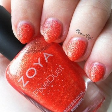 Zoya Destiny PixieDust Swatch by Jacquie
