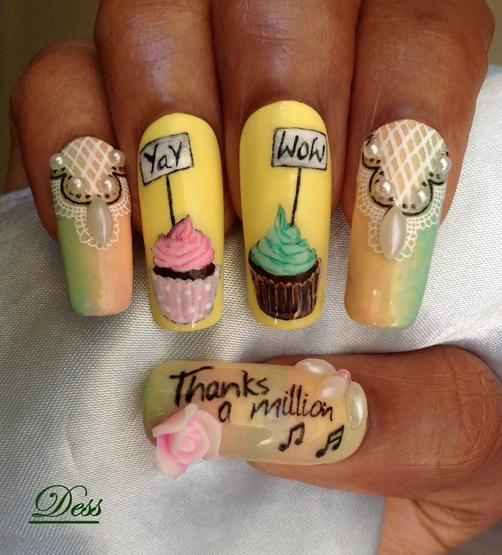 Nailpolis says... nail art by Dess_sure