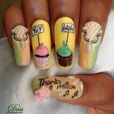 Nailpolis says... nail art by Dess_sure