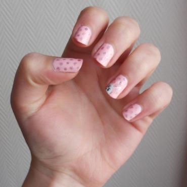 Easter nails nail art by liliza