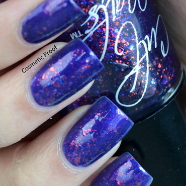 Cult Nails Seduction Swatch by Jayne
