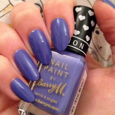 Barry M Bikini Swatch by MyMintNails