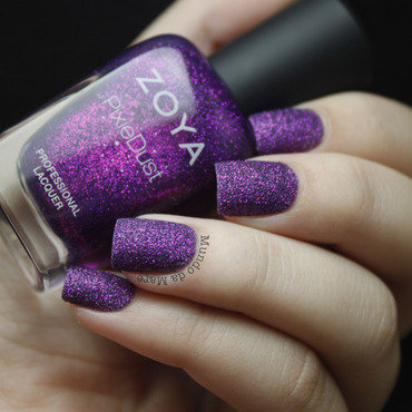Zoya Carter Swatch by Mare