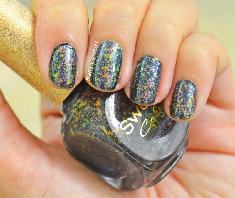 Sweet Color No.4 Swatch by NailsContext