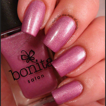 bonita Lacquer Treats Swatch by Kelly Callahan
