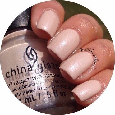 China Glaze Don't honk your thorn Swatch by Dvisha P
