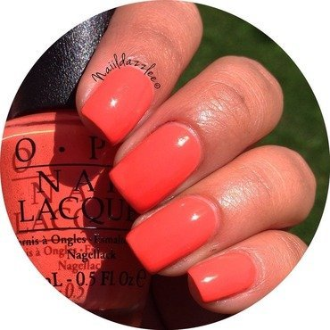 OPI Can't aFjörd Not To Swatch by Dvisha P