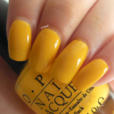 OPI Need Sunglasses? Swatch by Ritsy NL