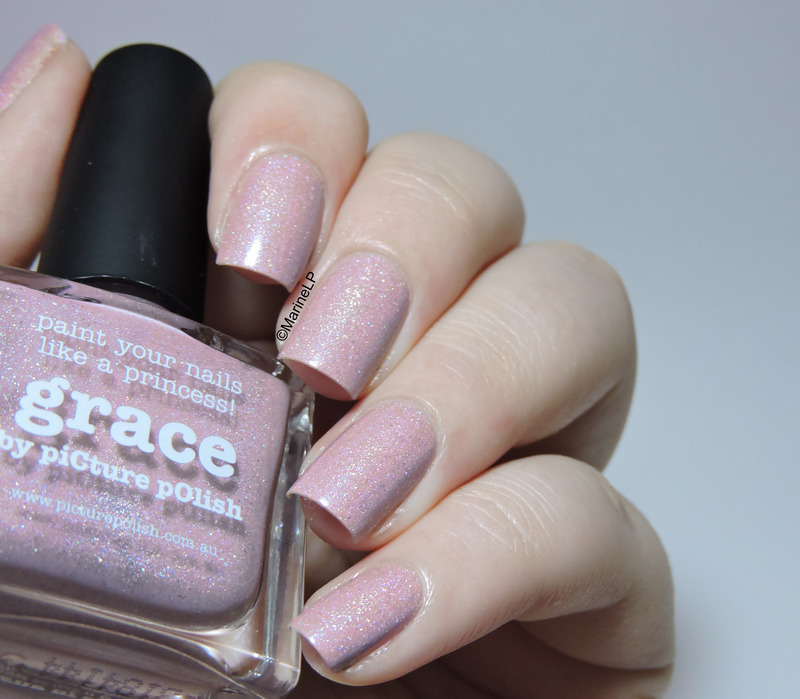 piCture pOlish Grace Swatch by Marine Loves Polish