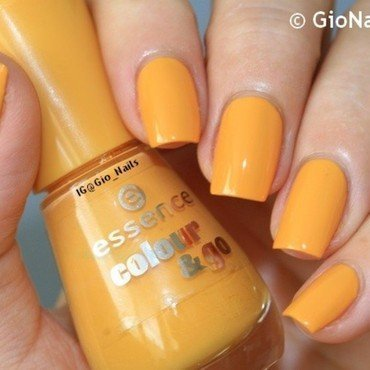 Essence Little Miss Sunrise Swatch by Giovanna - GioNails