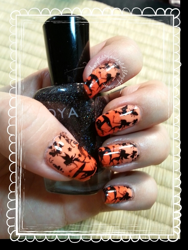 It's Magical nail art by Silje  Bannister