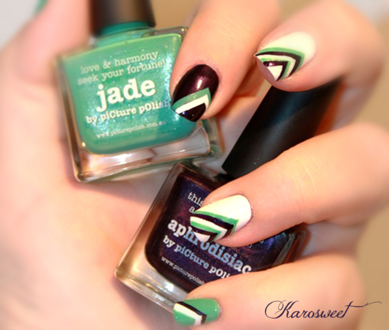 Picture Polish Blg Fest 2014 nail art by Karosweet
