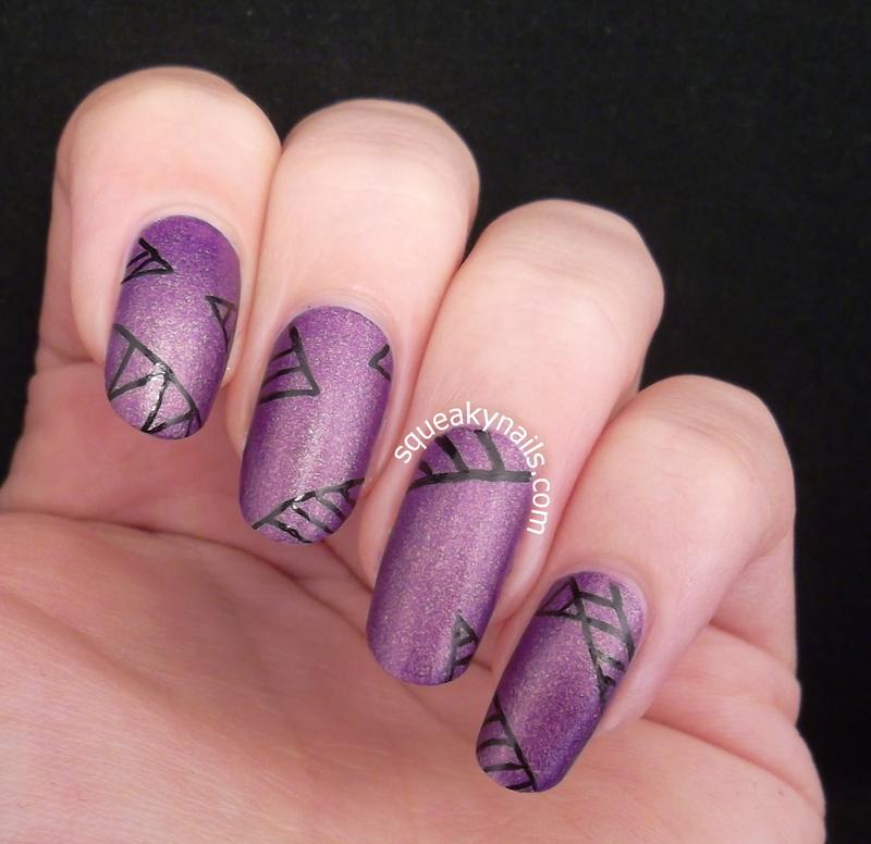 Essence Nail Art Tattoo Pen Review nail art by Squeaky  Nails