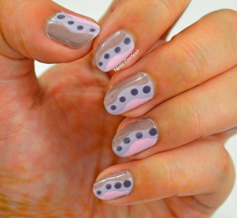 Jenna Hipp - moderns collection nail art by NailsContext
