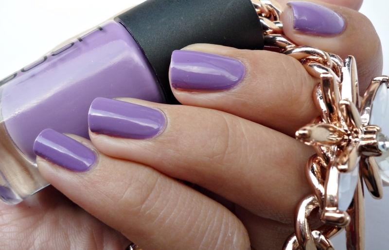 GOSH 571 Wild Lilac Swatch by Romana