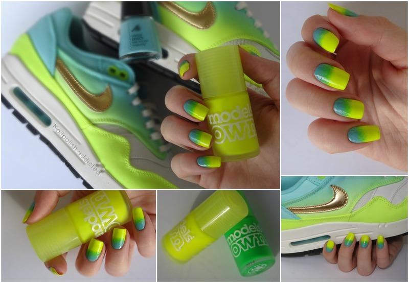 shoes and nails nail art by Nailpolish addicted