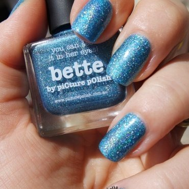 piCture pOlish bette Swatch by Pmabelle