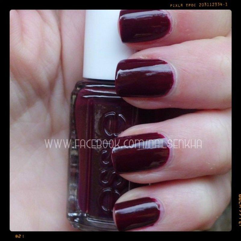 Essie  nail art by Nailsenkha