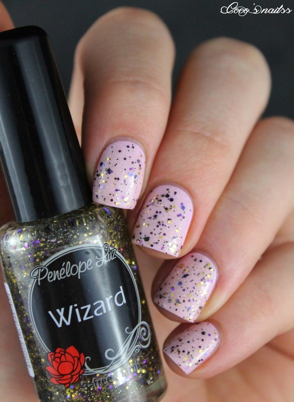 Penelope Luz Wizard Swatch by Cocosnailss