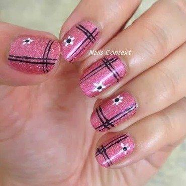 Simple yet Elegant nail art by NailsContext