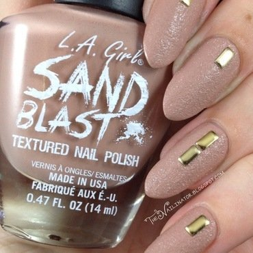 L.A. Girl Sandstorm Swatch by Rachael Robinstein
