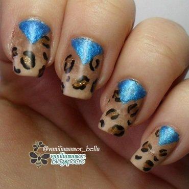 MatchOOTD 11. nail art by Isabella