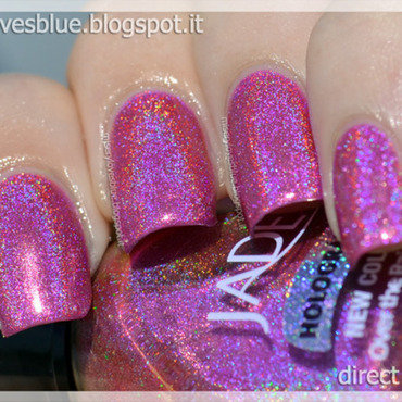 Jade Over The Rainbow Swatch by MiseryLovesBlue