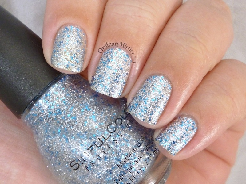 Sinful Colors Ice Dream Swatch by Michelle