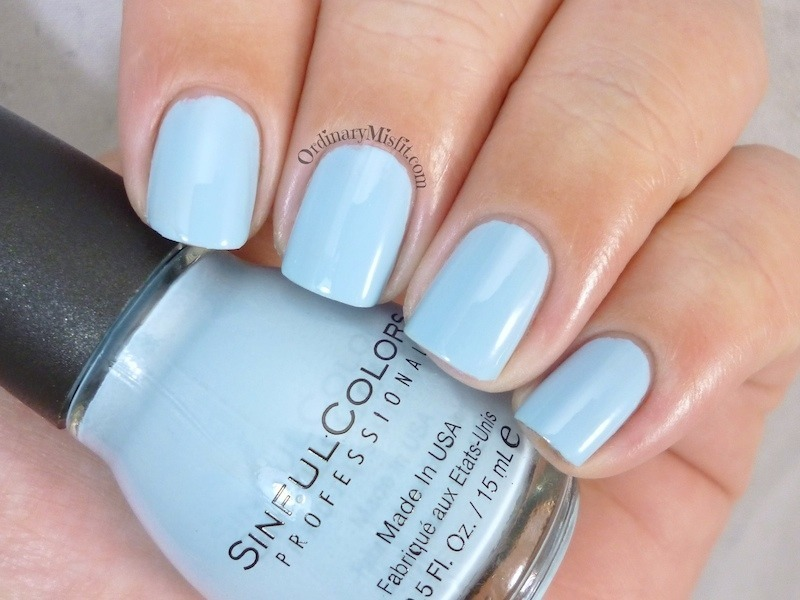 Sinful Colors Sugar Rush Swatch by Michelle