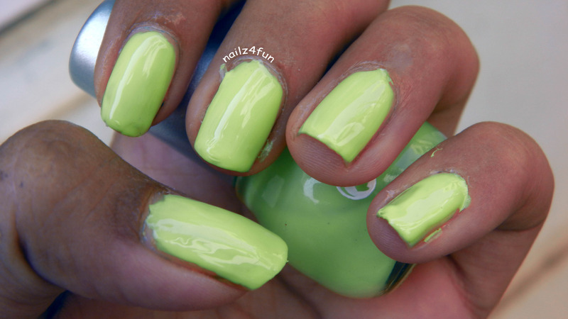 [v] Power Lasting unknown Swatch by Nailz4fun