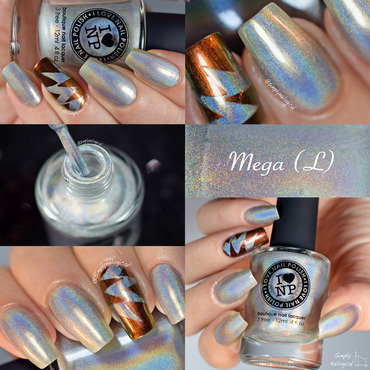 ILNP Mega (L) Swatch by simplynailogical