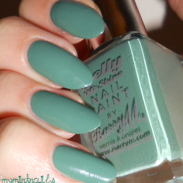 Barry M Cardamom Swatch by MyMintNails