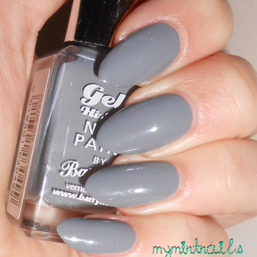 Barry M Chai Swatch by MyMintNails