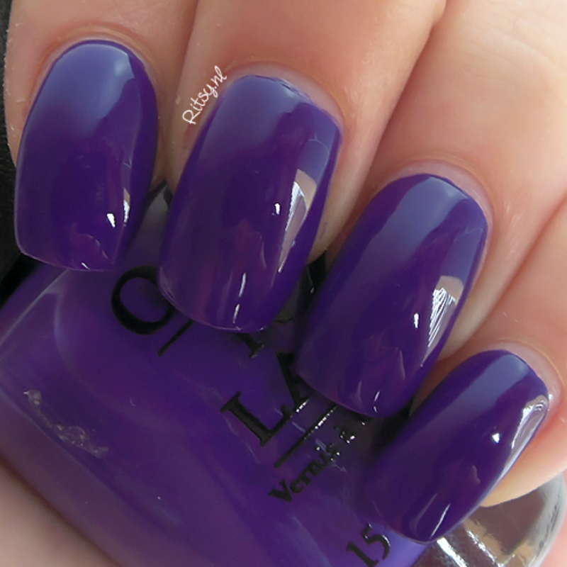 OPI Do You Have This Color In Stock-Holm Swatch by Ritsy NL